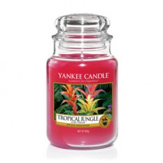 Tropical Jungle - Yankee Candle Large Jar