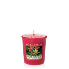Tropical Jungle - Yankee Candle Samplers Votive