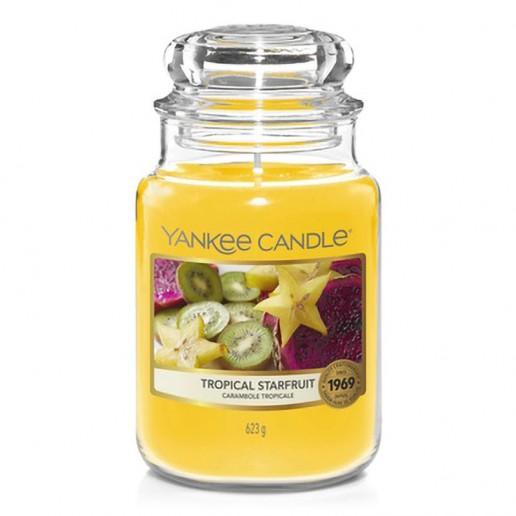 Tropical Starfruit - Yankee Candle Large Jar