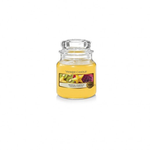 Tropical Starfruit - Yankee Candle Small Jar