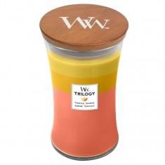 Tropical Sunrise - WoodWick Trilogy Large Jar