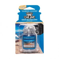 Yankee Candle Car Jar Ultimate - Turquoise Sky