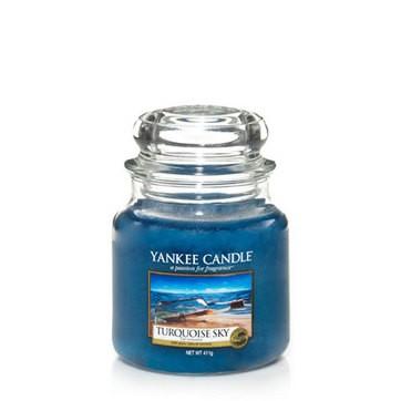 Turquoise Sky - Yankee Candle Medium Jar