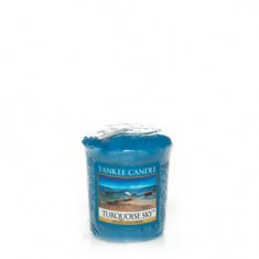 Turquoise Sky - Yankee Candle Samplers Votive
