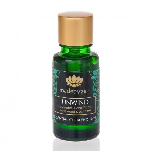 Unwind - Essential Oil Blend Made By Zen