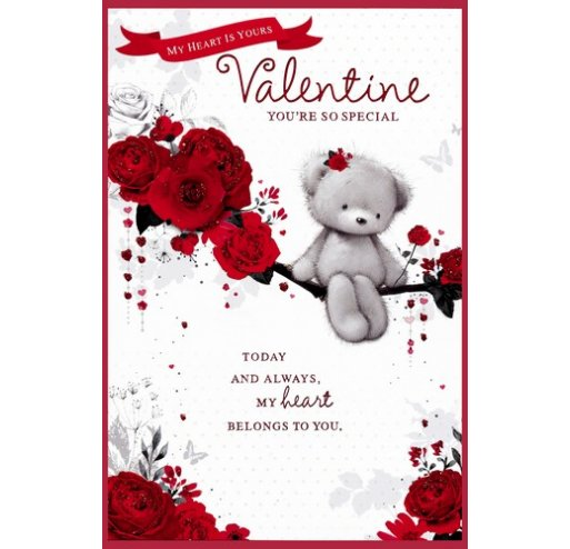 Valentines Day - Teddy Bear