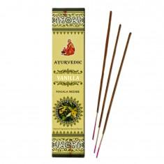 Vanilla - Ayurvedic Masala Incense Sticks