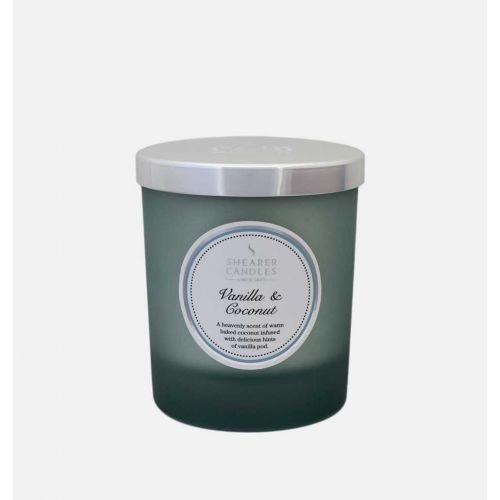 Vanilla & Coconut  - Small Jar Candle