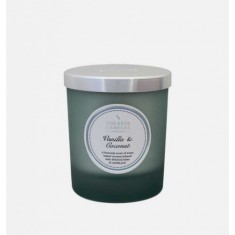 Vanilla & Coconut  - Small Jar Candle