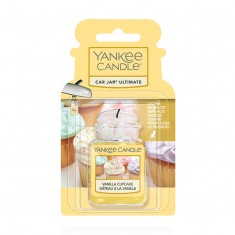 Vanilla Cupcake - Yankee Candle Car Jar Ultimate