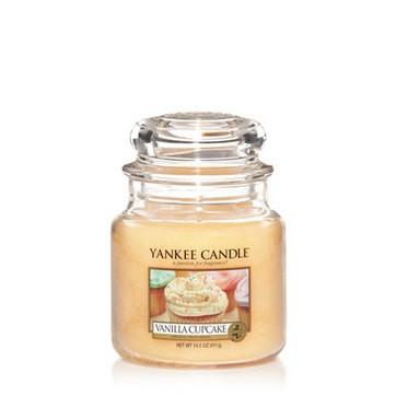 Vanilla Cupcake - Yankee Candle Medium Jar