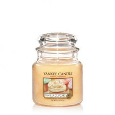 Vanilla Cupcake - Yankee Candle Medium Jar