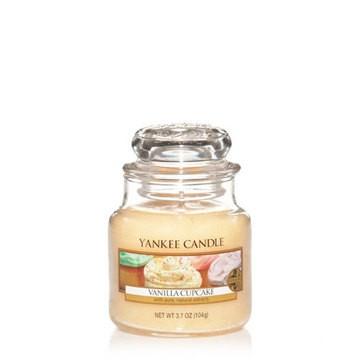 Vanilla Cupcake - Yankee Candle Small Jar