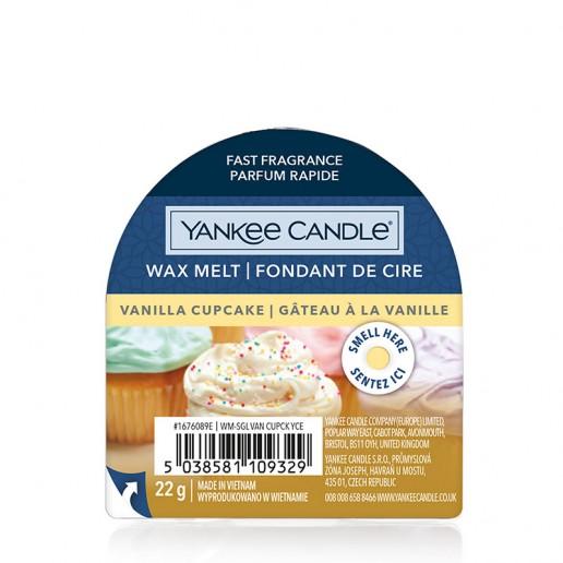 Vanilla Cupcake - Yankee Candle Wax Melt Front
