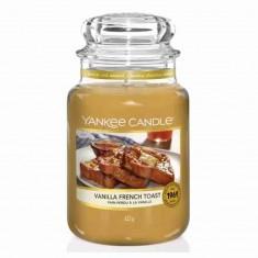 Vanilla French Toast - Yankee Candle Large Jar