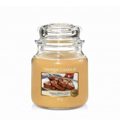 Vanilla French Toast - Yankee Candle Medium Jar