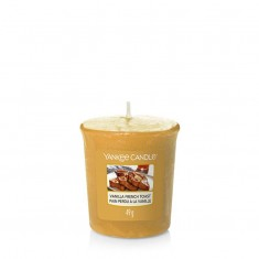 Vanilla French Toast - Yankee Candle Samplers Votive