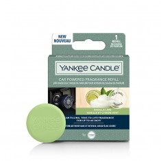 Vanilla Lime - Yankee Candle Car Fragrance Refill