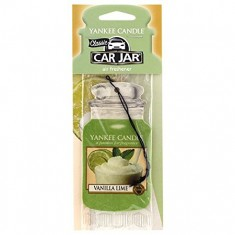 Yankee Candle Car Jar - Vanilla Lime