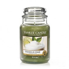 Vanilla Lime - Yankee Candle Large Jar