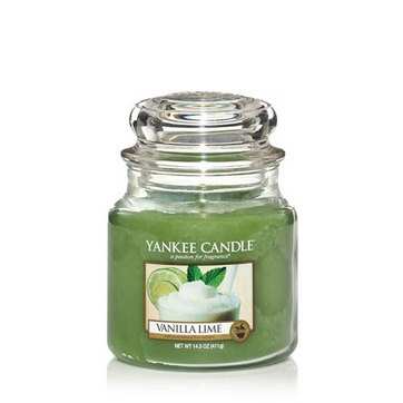 Vanilla Lime - Yankee Candle Medium Jar