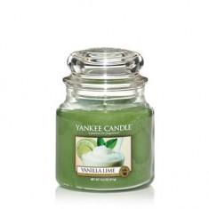 Vanilla Lime - Yankee Candle Medium Jar