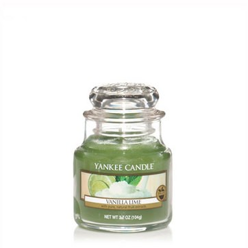 Vanilla Lime - Yankee Candle Small Jar