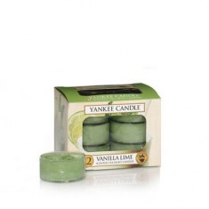 Vanilla Lime - Yankee Candle Tea Lights
