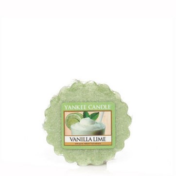 Vanilla Lime - Yankee Candle Wax Melt