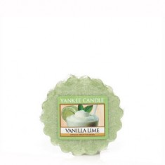 Vanilla Lime - Yankee Candle Wax Melt