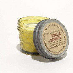 Vanilla & Oakmoss - Relish Vintage Small Jar Paddywax Candle