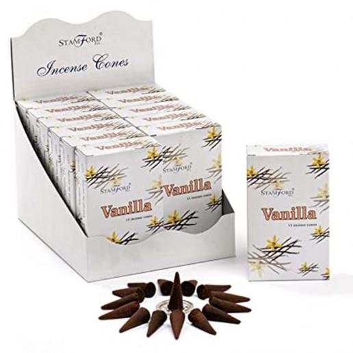 Vanilla - Stamford Incense Cones