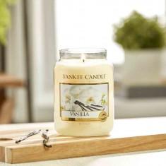 Vanilla - Yankee Candle Large