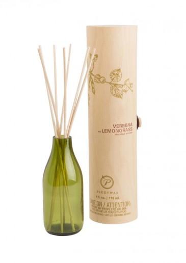 Verbena-Lemongrass -Eco Green Paddywax Reed Diffuser