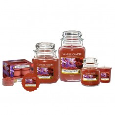 Yankee Candle Vibrant Safron family