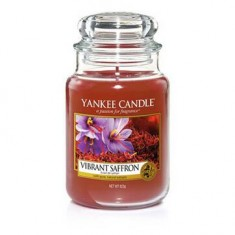 Vibrant Saffron - Yankee Candle Large Jar