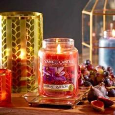 Vibrant Saffron - Yankee Candle Lifestyle