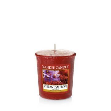 Vibrant Saffron - Yankee Candle Samplers Votive