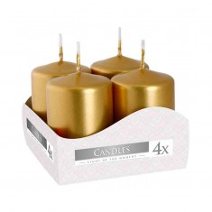 Votive Candle 4060 - Gold