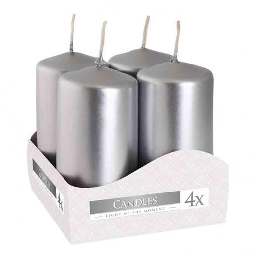 Votive Candle 4080 - Silver