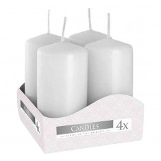 Votive Candle 40x80 - White