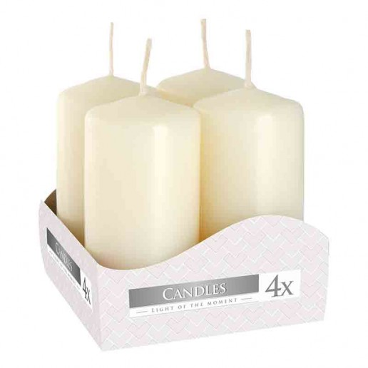 Votive Candle 8cm x 4cm - Ivory