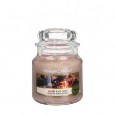 Warm And Cosy - Yankee Candle Small Jar
