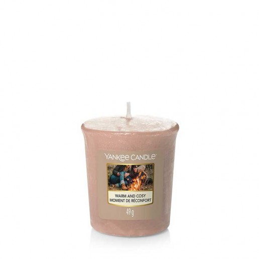 Warm And Cosy - Yankee Candle Sampler Votive