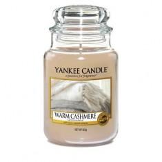 Warm Cashmere - Yankee Candle Large Jar