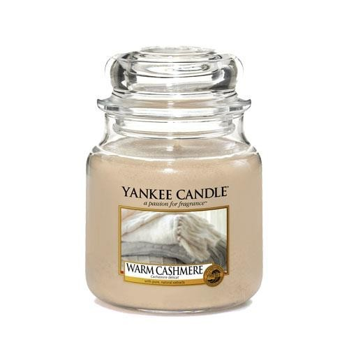Warm Cashmere - Yankee Candle Medium Jar