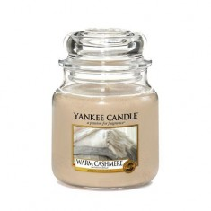 Warm Cashmere - Yankee Candle Medium Jar
