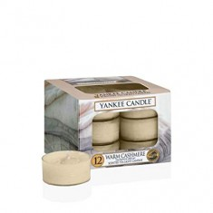 Warm Cashmere - Yankee Candle Tea Lights