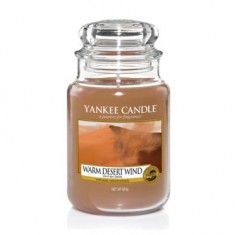 Warm Desert Wind - Yankee Candle Large Jar