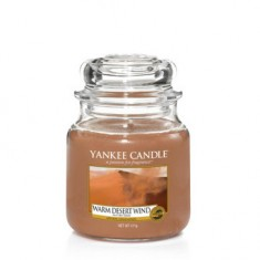 Warm Desert Wind -  Yankee Candle Medium Jar